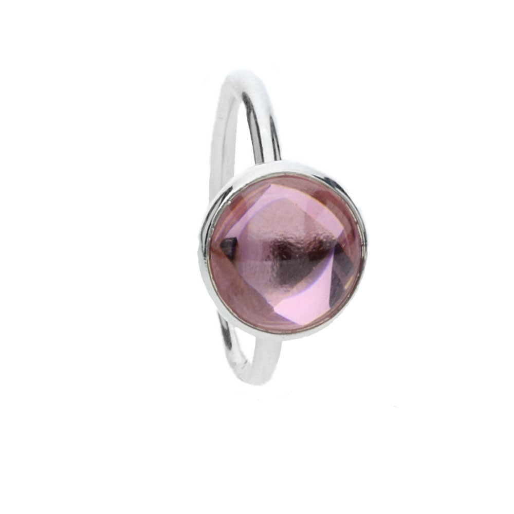 ef6161498 PandoraPink Poetic Droplet Ring 190982PCZ. £50.00 £24.00. Click to enlarge.  Drag image to spin