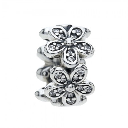Pandora Dazzling Daisies Spacer 792053cz The Jewel Hut