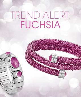 Trend Alert: Fuchsia