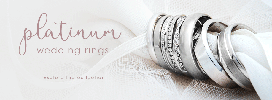 Platinum Wedding Wedding Rings